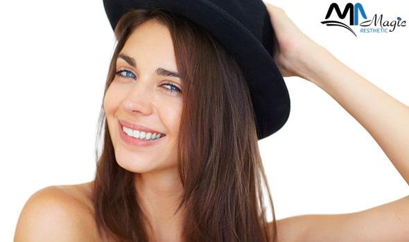 زراعة الشعر للنساء من غير حلاقة