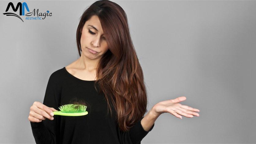 أهم أسباب قلة كثافة الشعر عند المرأة